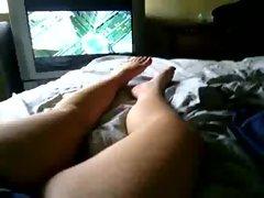 Elizabeth grey (PAWG) Pretty feet