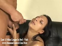Horny Indian Mother Finds Some White Cock to Suck