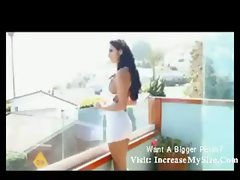 Beautiful Mom Big Boobs Balcony Romance - Amateur sex video