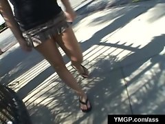 Big Asses In Public- Outdoor Hardcore Fucking 23