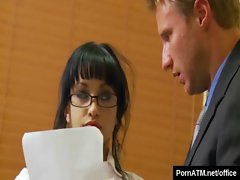 Big Tits at Work - Busty Office Babes Fucked Hard 01