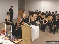 Asian Flashing And Banging Hard video-12