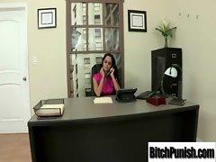 Sexy Big Tits Clients Get Nail Hard video-05