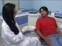 A Dentista que comeu o Marciano