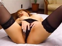 Japanese tatooed bitch anal fucked