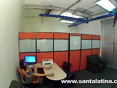 Latinas spy cam
