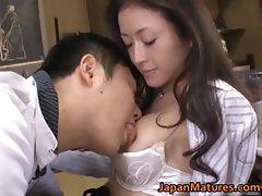 Matsuda Kumiko Sweet mature nipponjin part1