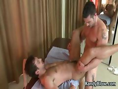 Cayden and Lucky homosexual hard core making out part1