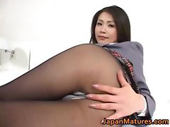 Maki Tomada Sweet mature part1