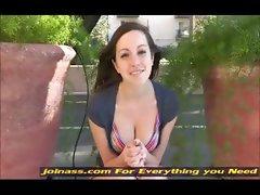 Victoria adorable sexy teen amateur