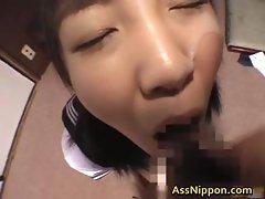 Hina Sakura attractive real asian model part2