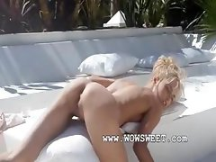 Amazing dream of unbelievable wow blonde