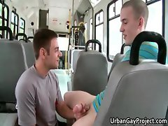 Dudes get picked up by a bus and get part2