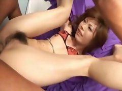 asian and her vibrators every day