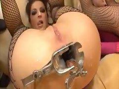 Cum inside assholes then girl eats the creampie