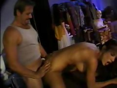 Classic scene with hard ass fucking