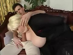 Enormous tits on this BBW that loves cock
