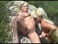 Mature ladies under the sun eating pussy
