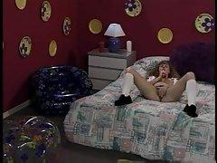 He fucks her butt and she loves it