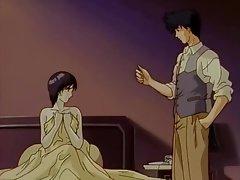 Hentai movie with fooling around and BJ