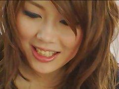 Japanese girls kiss1222