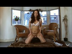 Amateur on Sybian