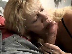 long blonde hair granny fucking