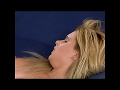 really hot euro blonde gets poked in all holes