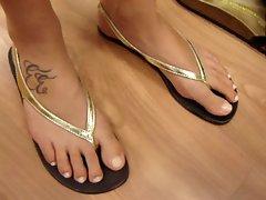 feet of elena
