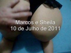 Marcos e Sheila 10-07-2011