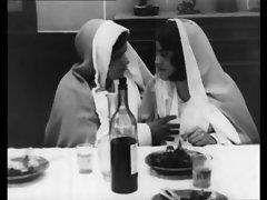 Vintage nuns video