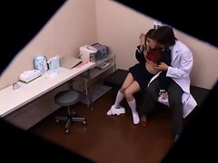 Schoolgirl used by Doctor Spycam 3