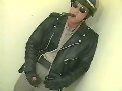 Cop in uniform