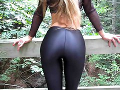 Milf in tights