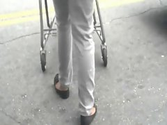 Following Ass - Candid Voyeur Butt Booty Hidden Cam