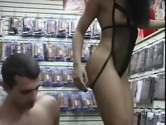 Anal Sex In Adult Store by TROC