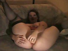 Anal BBW Butt Plug Cam