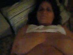 Nice Tits BBW getting fucked