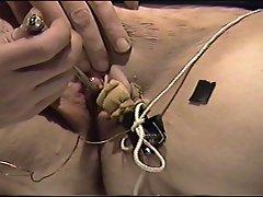 M&amp,#039,s first urethral orgasm part 1 of 3