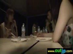 Outdoor Sexy Teen Asian Get Nailed video-10