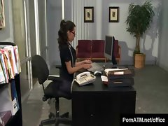 Big Tits at Work - Busty Office Babes Fucked Hard 37