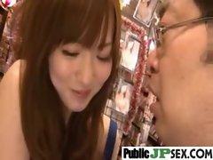 Asian Teen Sexy Girl Get Hard Fucked video-03