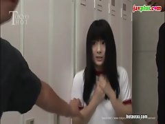 High School Japan Girl 19 - 12_clip1