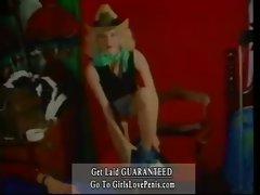 Summers Cowgirl Fucks A Cowboy