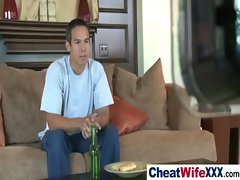 Adultery Housewife Get Banged Hard vid-25