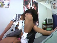 Young japanese babe masturbated in the stores