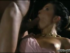 Hot euro girls love blowjob fuck action