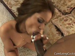 Gaya patal sucking and fucking stranger's cock while husband watches