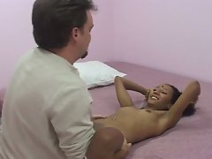 Indian girl fucked very hard by a hard thin dick