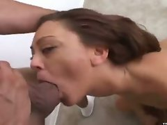 Sexy redhead guy's mind is lost in desire as he realize that she had...